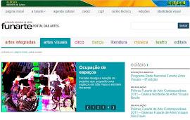 FUNARTE: PORTAL DAS ARTES