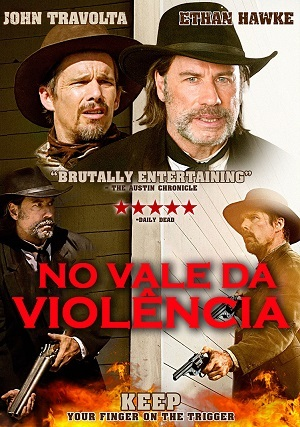 No Vale da Violência BluRay Filmes Torrent Download capa