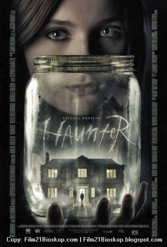 Film Haunter 2013 di Bioskop