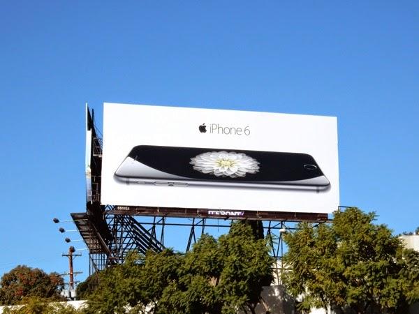 iPhone 6 wave 2 billboard