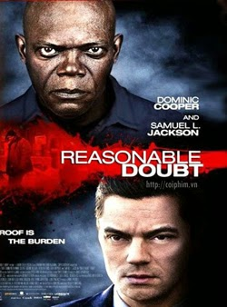 Reasonable Doubt 2014 poster
