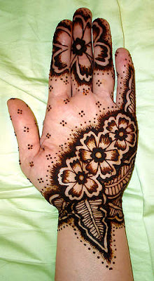 Mehndi Designs Hands Arabic Free Download
