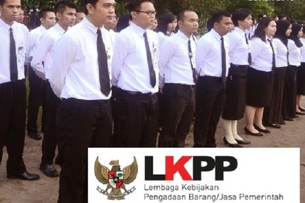 LKPP (LEMBAGA KEBIJAKAN PENGADAAN BARANG/JASA PEMERINTAH : TENAGA TIDAK TETAP (NON PNS) - PNS, INDONESIA
