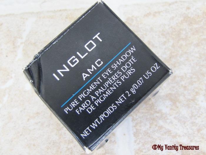 Inglot Pigments