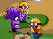 Minions Fighting Back | Juegos15.com