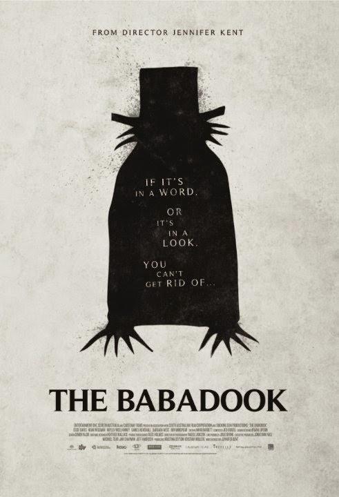 The babadook (2014) de Jennifer Kent.