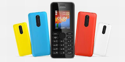 Latest Nokia 108 with two variations