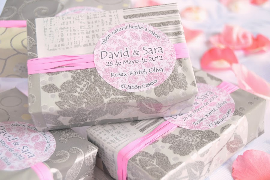 jabones de karite para detalles de boda