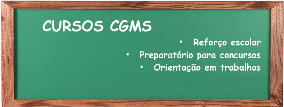 Cursos CGMS