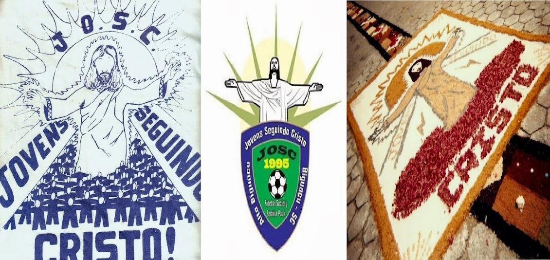 J.O.S.C Futebol Society - 1995 - Alto Biguaçu - Biguaçu - Santa Catarina - Brasil