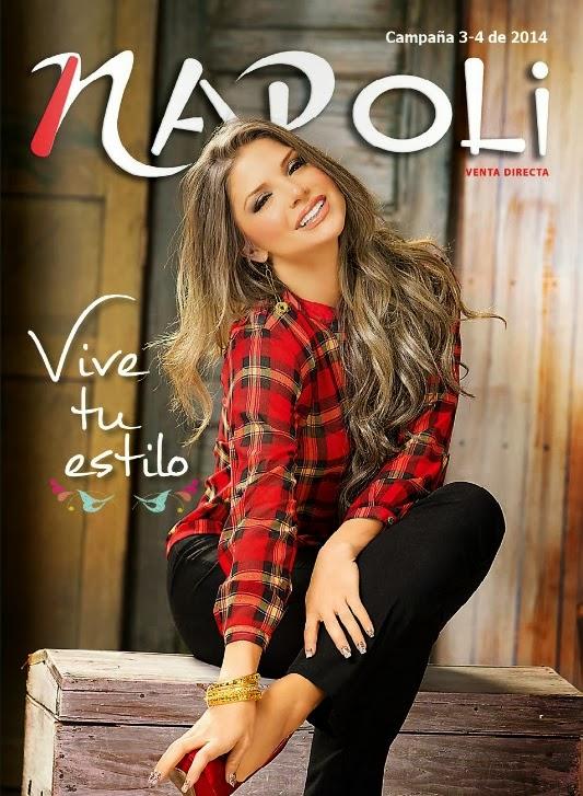 Catalogo napoli colombia febrero marzo 2014 campa a 03 04 for Articulos de decoracion por catalogo