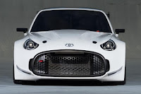 Toyota S-FR Racing Concept 2016 Front