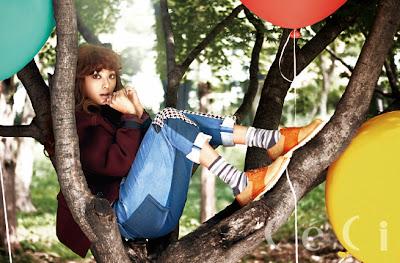 Bora SISTAR - Ceci Magazine October Issue 2013