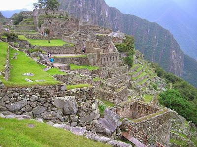 Sector de la nobleza, Machu Picchu, Perú, La vuelta al mundo de Asun y Ricardo, round the world, mundoporlibre.com