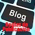 Reglas de Publicación y Consejos para el Buen uso del Blog