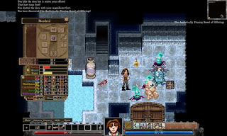 Dungeons Of Dredmor gameplay