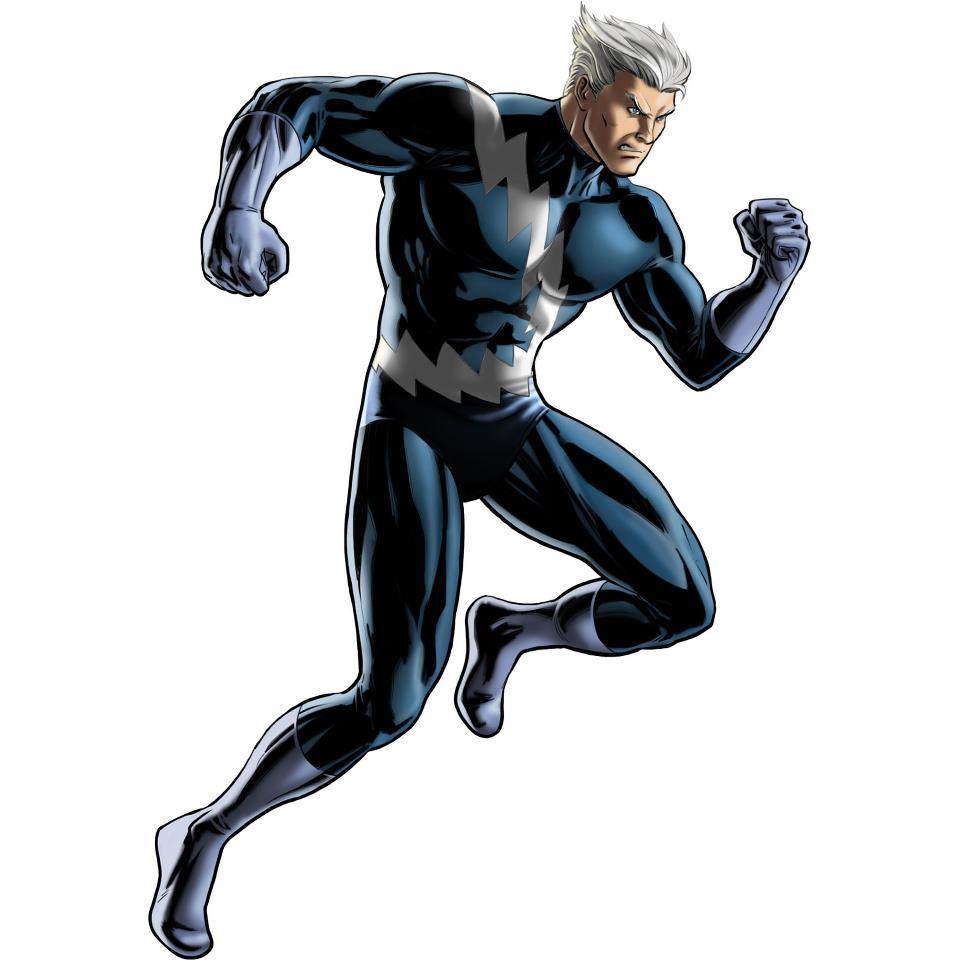 ooh neato marvel avengers alliance new quicksilver suit