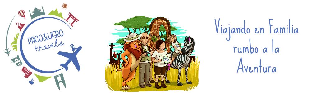 Viajar con niños por el mundo Paco y Vero Travels