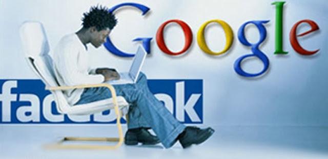 Facebook перерабатывает, Google отдыхает...