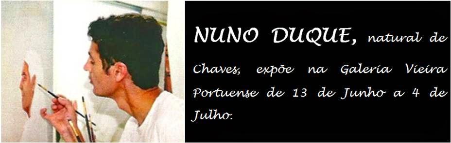 """""""Criações da Alma"""" de Nuno Duque"""