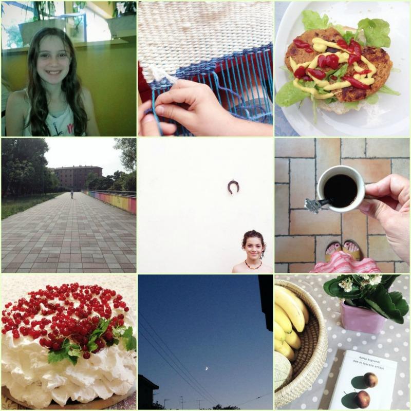 foto settimana condivise su instagram