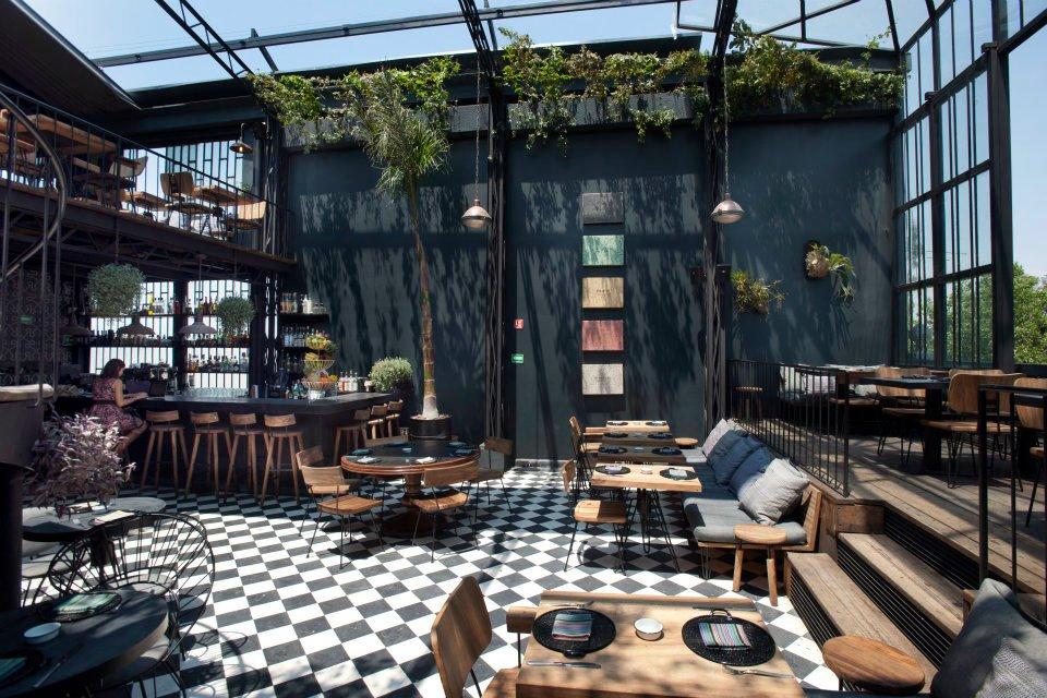 Verriere restaurant