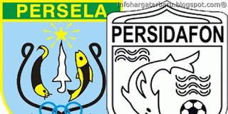 Skor Akhir Persela vs Persidafon | Jum'at 8 Juni 2012