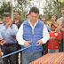 Inauguran Planta de Tratamiento en Comunidad de Ruiz