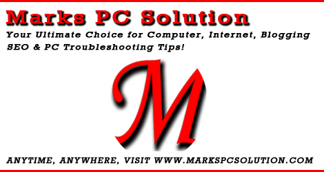 Marks PC Solution Custom Image