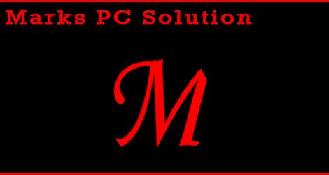 Marks PC Solution Custom Image