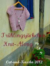 Frühlingsjäckchen Kit Along 2012