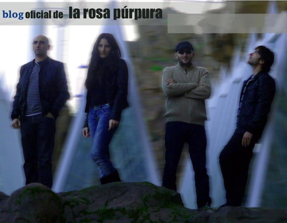 blog oficial de LA ROSA PURPURA