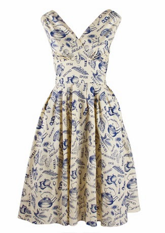 Sale item of the week: Time For Tea 50s-style dress
