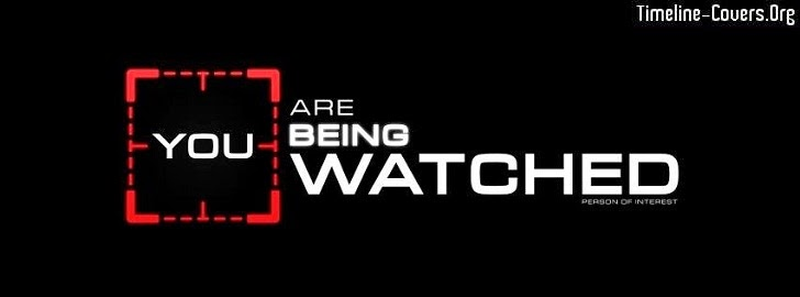 You Are Watched Fb Cover