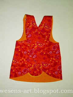 reversible baby dress 2    wesens-art.blogspot.com
