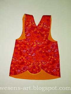 reversible baby dress 2    wesens-art.blogspot.com