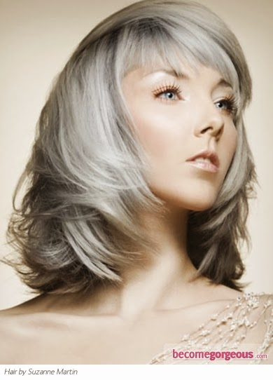 Preferred Hair Styles For Gray Hair