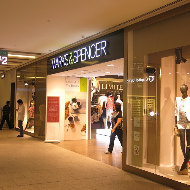 Marks & Spencer at JEM