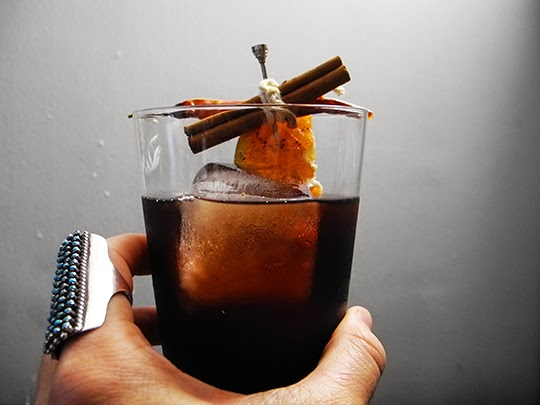 Gastronomista: Molegroni - The Oaxacan Mole Negroni