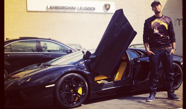 Most Expensive Car In The World >> DJ Afrojack Loses Driving License After Speeding