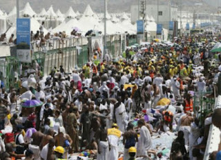 WNI Korban Insiden Mina Jadi 103 Orang