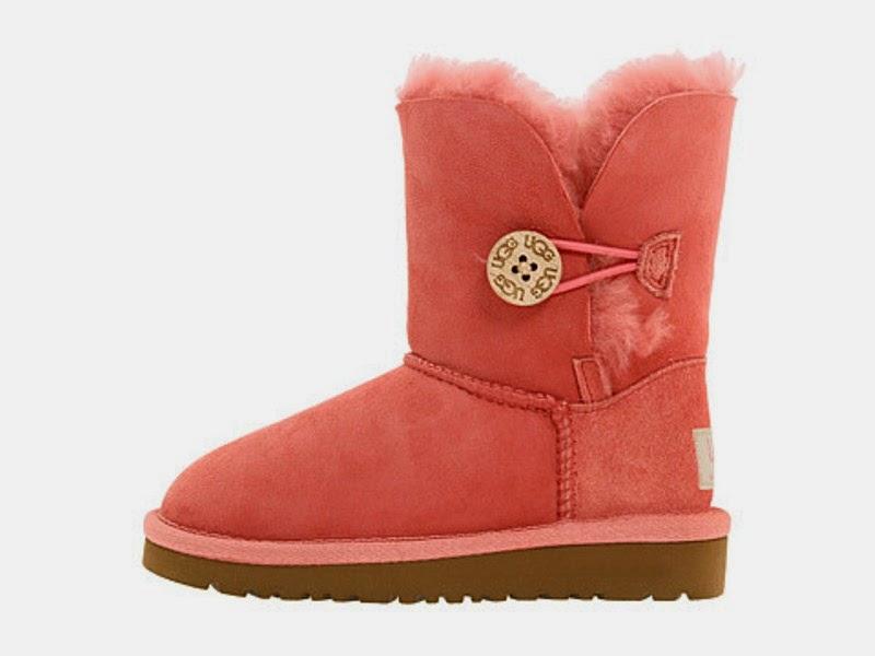 Sepatu boot untuk anak perempuan model baru keren lho