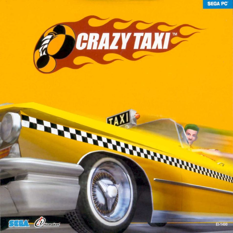Crazy Taxi Game - PC Full Version Free Download