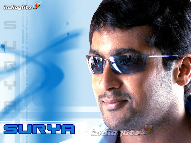 Surya in 'Ghajini' Movie 3