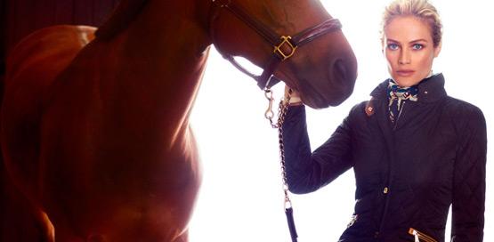 chaqueta acolchada mujer Massimo Dutti The Equestrian Collection