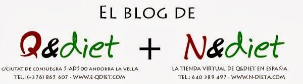 El blog de Q&diet+N&diet