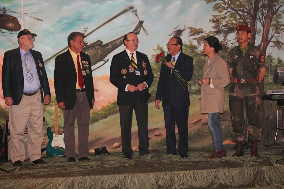 Nghệ Sĩ Nam Lộc, Kiều Chinh và CQN Hoa Kỳ tham chiến tại Việt Nam