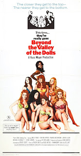 Beyond The Valley Of The Dolls (1970) poster