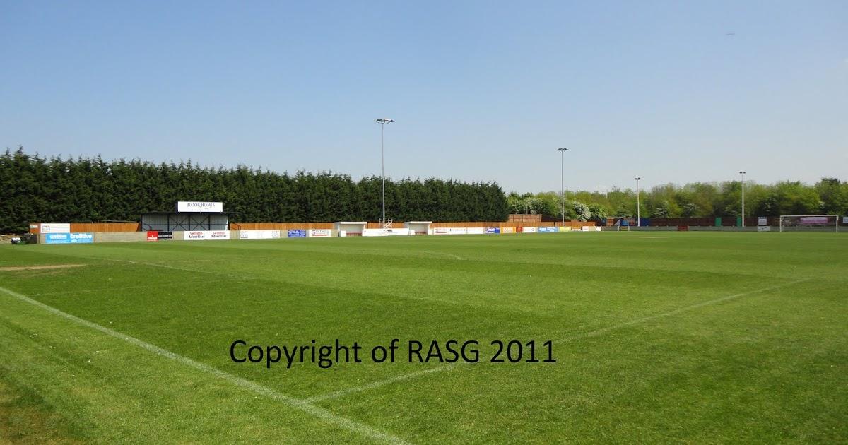 Swindon Supermarine The Webb S Wood Stadium