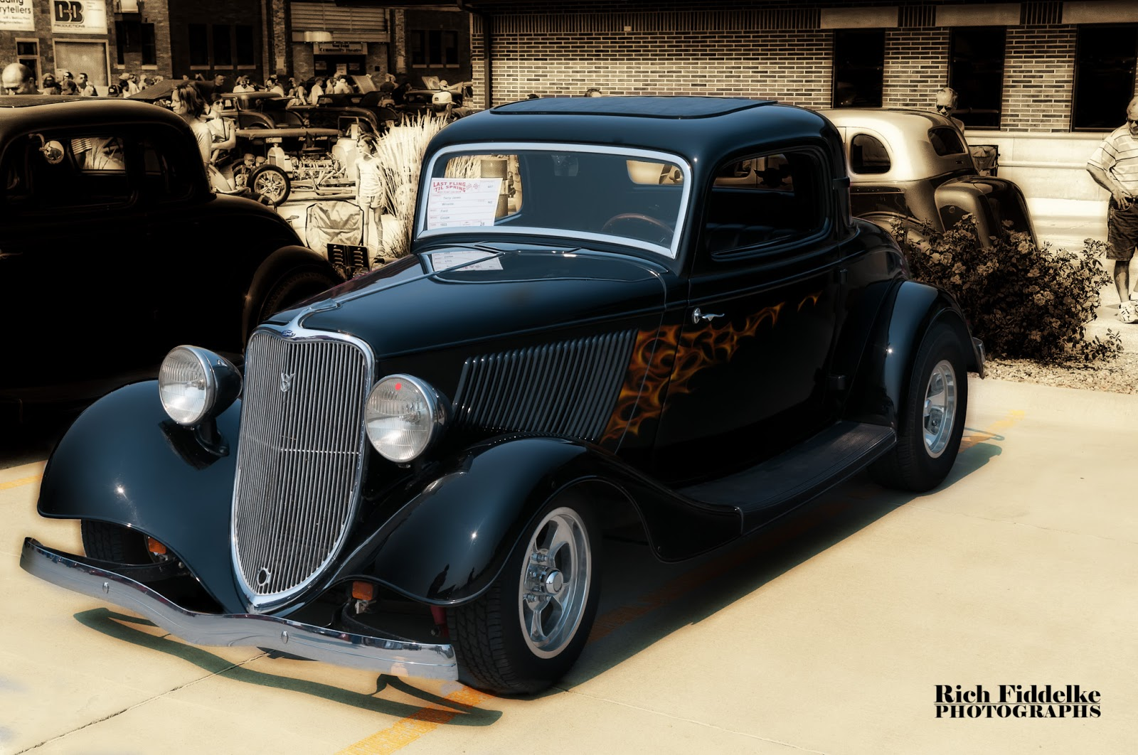 1933 ford three window coupe iowa farm boy for 1933 3 window coupe